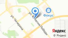 ЛинкАп на карте