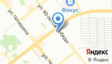 Chel-service на карте