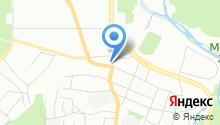 автосервис на тополинке на карте