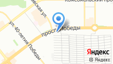 AUTOlife & Autopoint на карте