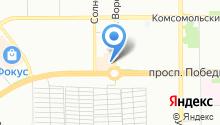 CiTRUS на карте
