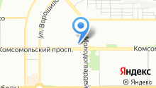 BeautyShop на карте