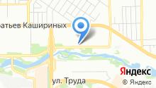 CITY DOG на карте