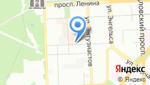 CardChel на карте