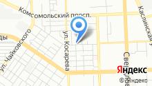 ЮСК-Экспорт на карте