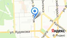 Ag Project на карте