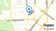 Яфрукт на карте