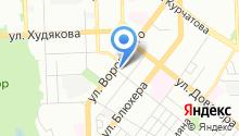 #Черника на карте
