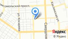 ChipSet на карте