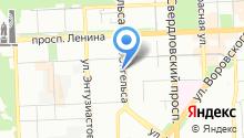 Black PAPA на карте