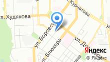 Bag-info на карте