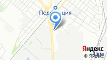 *гигаз* на карте