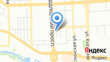 AV-студия на карте
