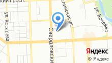 Attro на карте