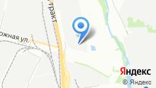 Синегорье-Сервис на карте