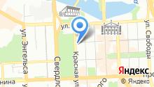 AV на карте