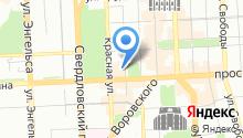 *инвестстройсервис* на карте