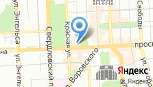 CELESTE на карте
