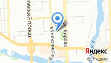 74 адреса на карте