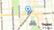 1й центр фотоэпиляции на карте