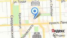 Bossa на карте