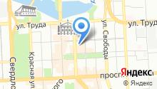Amf на карте