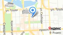 BST на карте