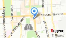 BROADWAY street на карте