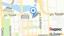 Clock74.ru на карте