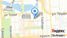 Реестр74 на карте