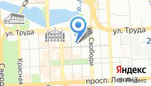 13 этаж на карте