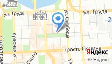 1М-сервис на карте