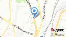 AMIR на карте