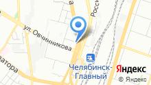 Торгово-закупочная компания на карте