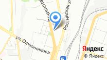 ChipMaster на карте