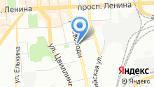 Comtel74 на карте