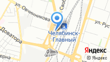 CD house на карте