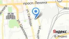 Арсенал Ворот на карте