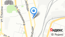 CITY1ONE на карте