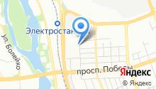 ChelТкани на карте