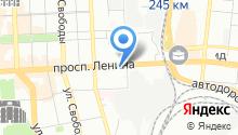 Вим-М на карте