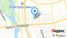 AutoStylingCentre на карте