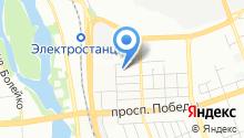 Автостартер на карте