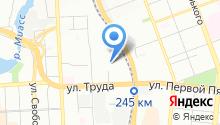 A-Boutique Hotel на карте