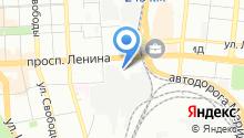 Респект на карте