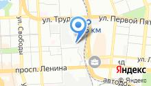 Connect service на карте