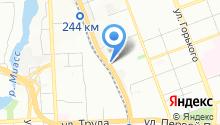 Autolednik на карте