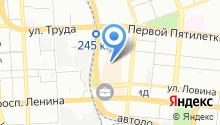 APRIORI на карте