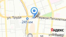 ALAR на карте