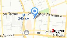Челтелеком на карте